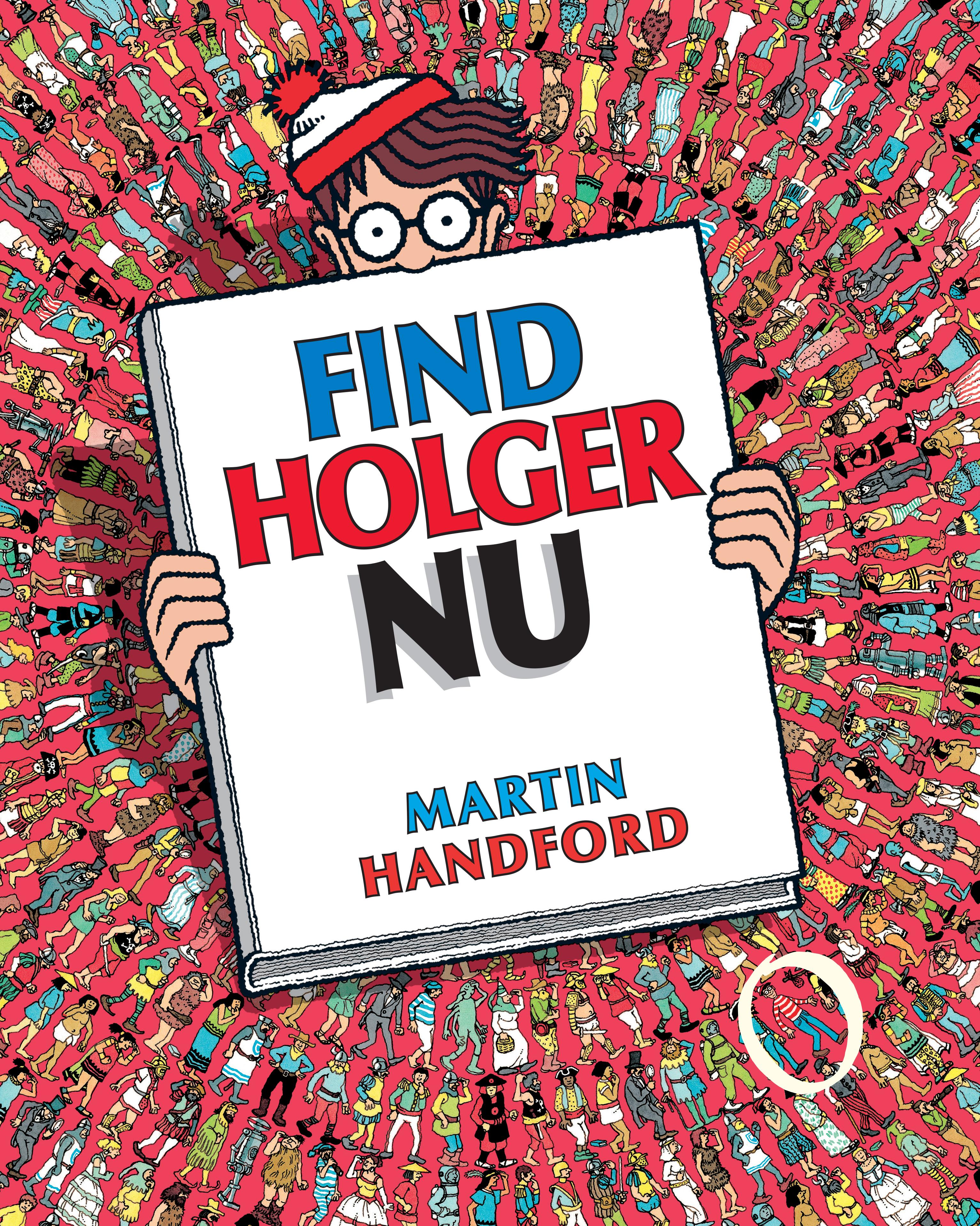 Find Holger nu Forlaget Alvilda